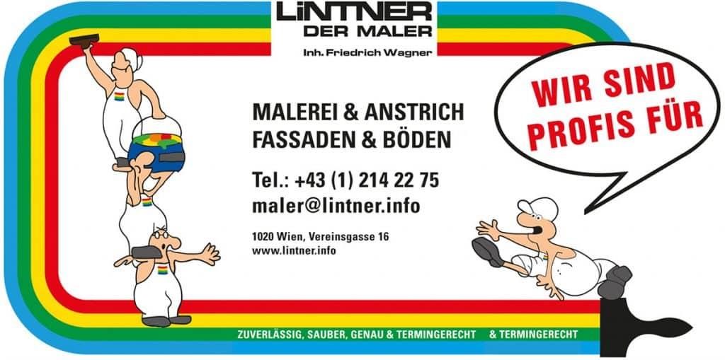 Malerbetrieb Lintner, Partner von Rümpeltrupp Gänserndorf